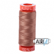 Aurifil 50 Cotton Thread - 2340 (Cafe au Lait)